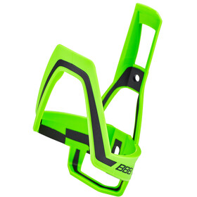 BBB DualCage BBC-39 Bottle Holder green/black